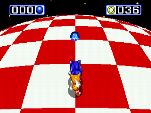 Sonic the Hedgehog 3 - Emerald #4 - User Screenshot